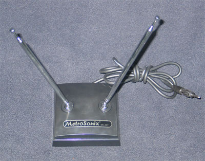 TableTop Antenna for SCA MS-3000